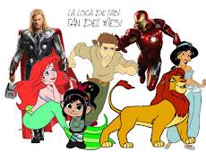 """¡Soy la fan del mes de """"El Fin de Disney"""" :D!"""