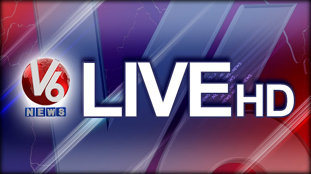 Watch Online Telangana V6 Telugu News Channel Live Streaming