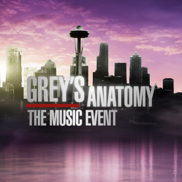 Grey's Anatomy Cast - Grey's Anatomy The Music Event (Official Album