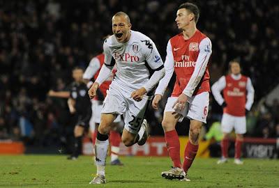 Fulham 2 - 1 Arsenal (3)
