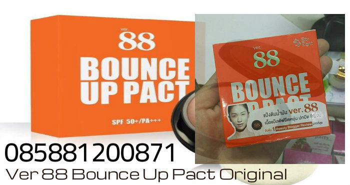 Jual Ver 88 Bounce Up Pact Original