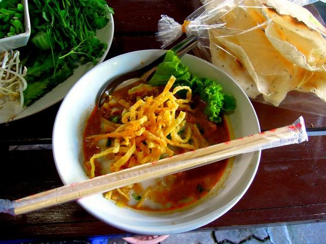 Phrae Thai khao soy