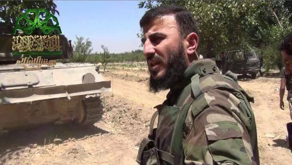 Siria: muere el comandante rebelde Zahran Alloush