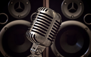 Microphone Speaker Acoustics Sound Music HD Wallpaper
