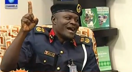 Obaifaiye Shem still NSCDC Lagos State commandant was never Sacked or Suspened .