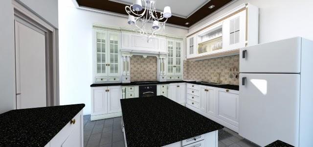jasa interior eksterior design jasa gambar kitchen set
