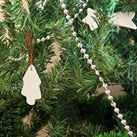 Pasta modelar Ideas para decorar esta Navidad craft eco reciclado reutilizar