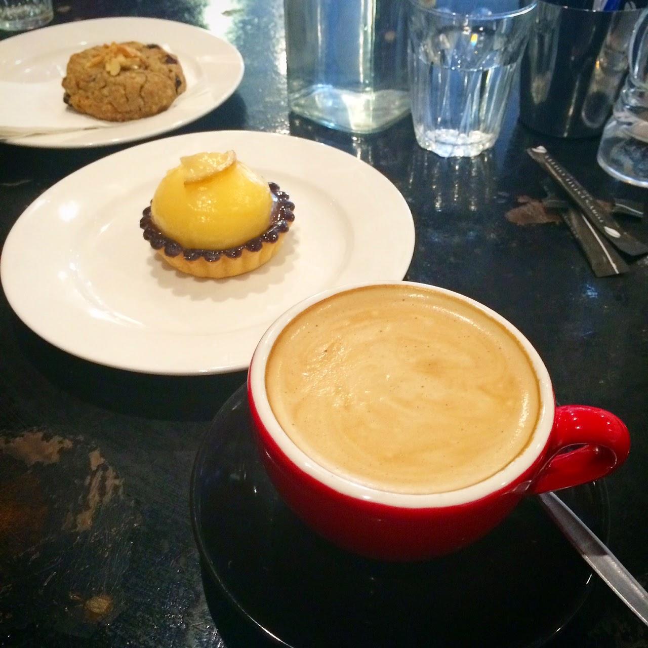Sweet Harmony Cafe Menu