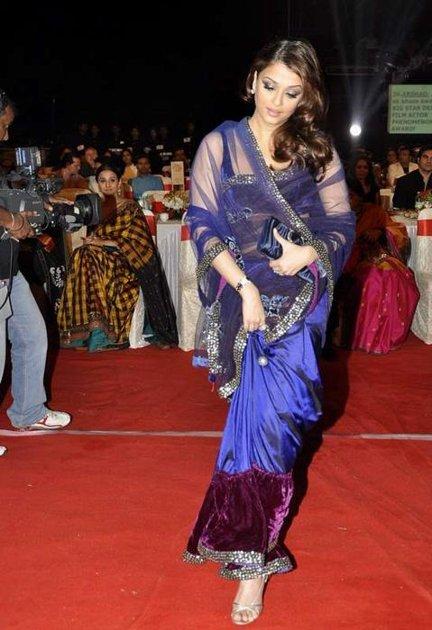 Indian Divas In Six-Yard Drape Photo Shoot
