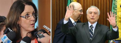 Helena Chagas: para segurar PSDB no governo, Temer frita Meirelles