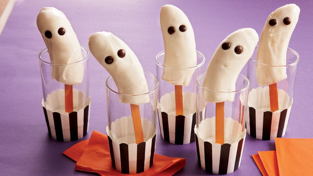 So Many Halloween Desserts & Main Dish Recipes