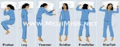 Sleeping Positions and Personality