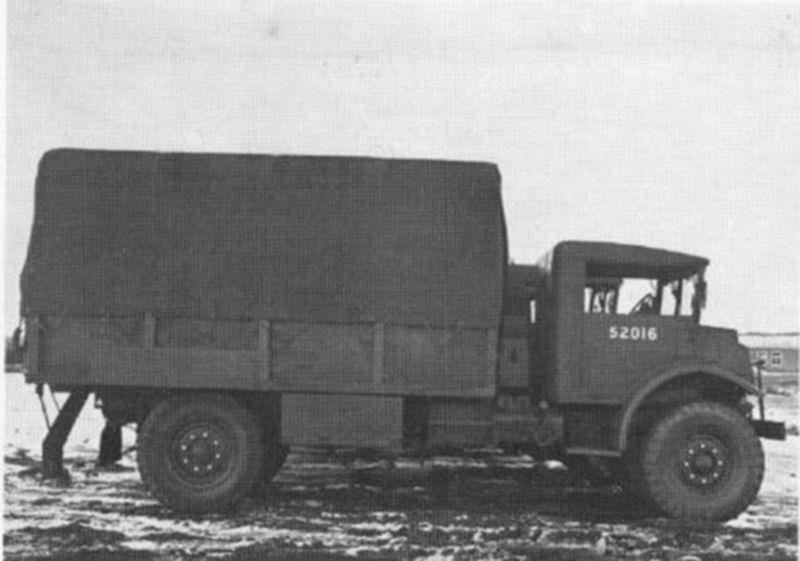 panzerserra bunker 35 scale  chevrolet cmp 15 cwt with breda 20mm