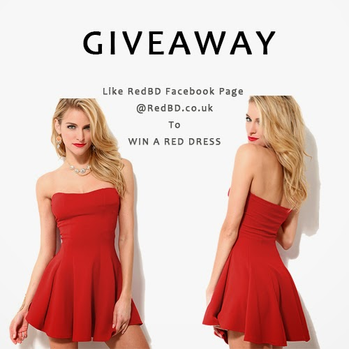 win a red dress from redbd.co.uk-giveaway