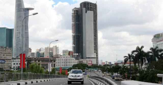 Tòa nhà cao thứ 3 Sài Gòn bị thanh tra