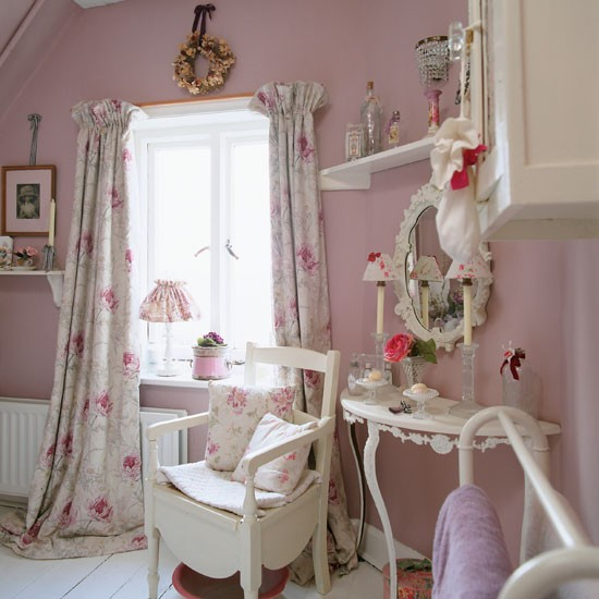 El jardin de los muffins blog de decoraci n vintage y for Decoracion vintage romantica
