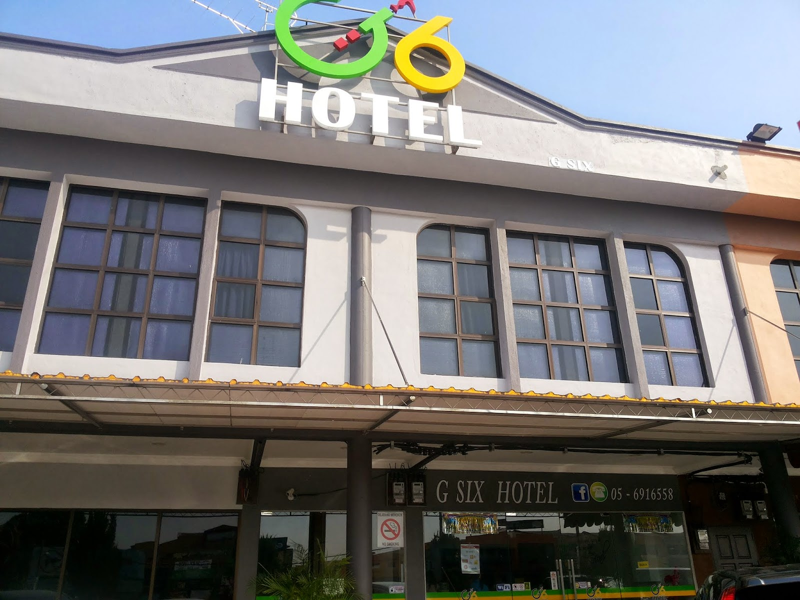 G Six Hotel Sitiawan Perak  Apa Pendapat Saya