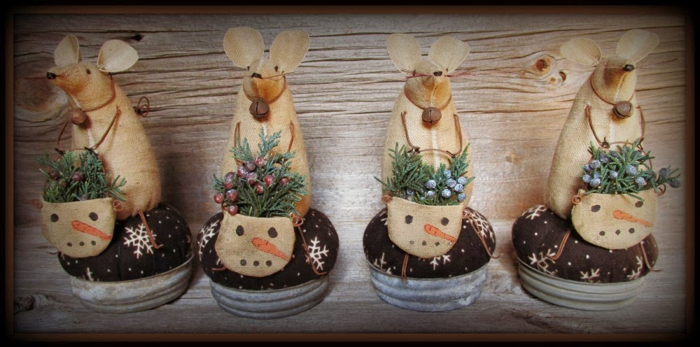 Primitive Christmas Crafts Pinterest Ornaments galore and my