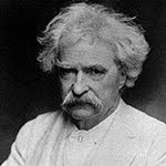 Mark Twain por Rudyard Kipling