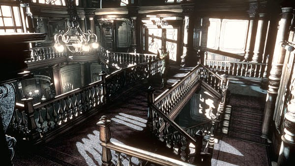 Resident Evil 1 remasterizado