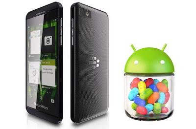 Una de las cosas que molestan a algunas personas del nuevo BlackBerry 10 es que el sistema operativo no soporta aplicaciones para la última versión de Android (Jelly Bean), sino solo hasta Gingerbread (que ya tiene 2 años de edad). Pero en una conferencia que la empresa canadiense dio el lunes y que cubrió CrackBerry, el fabricante aseguró que pronto BB 10 soportará las aplicaciones para Android Jelly Bean, la más reciente versión del sistema operativo de Google. Todavía no se conoce la fecha en la que esto sucederá, pero esperamos que sea pronto pues Google ya está trabajando en