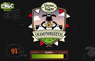 Game Lucu Shaun the Sheep Untuk Anak