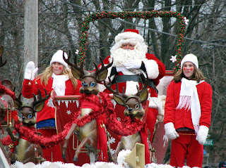 Christmas Santa Claus Parade 2015 Live Streaming Telecast Online