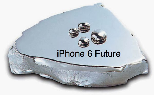 Liquidmetal on his way to the iPhone 6