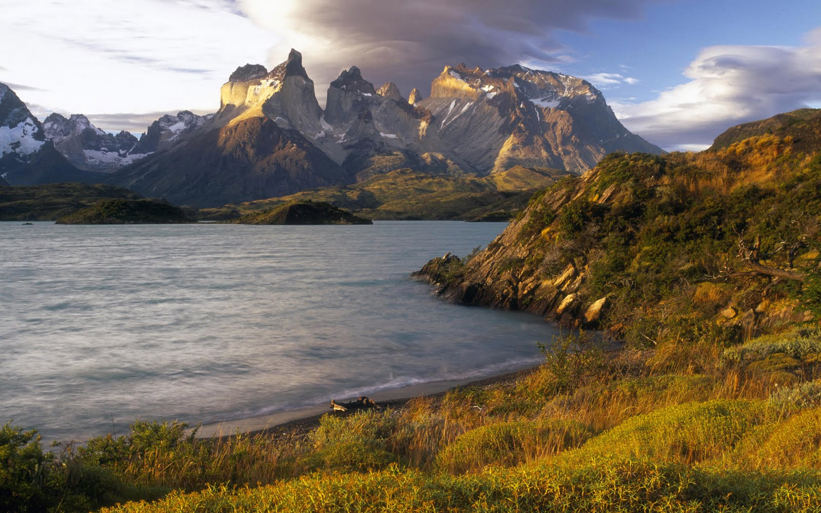 Tallest Building Andes Mountains Patagonia Chile