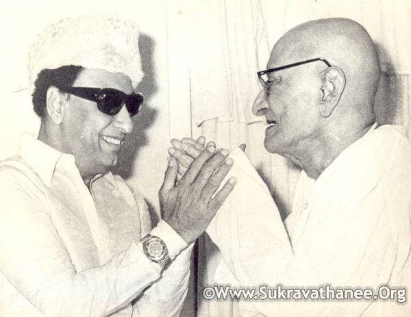 MGR & Rajaji