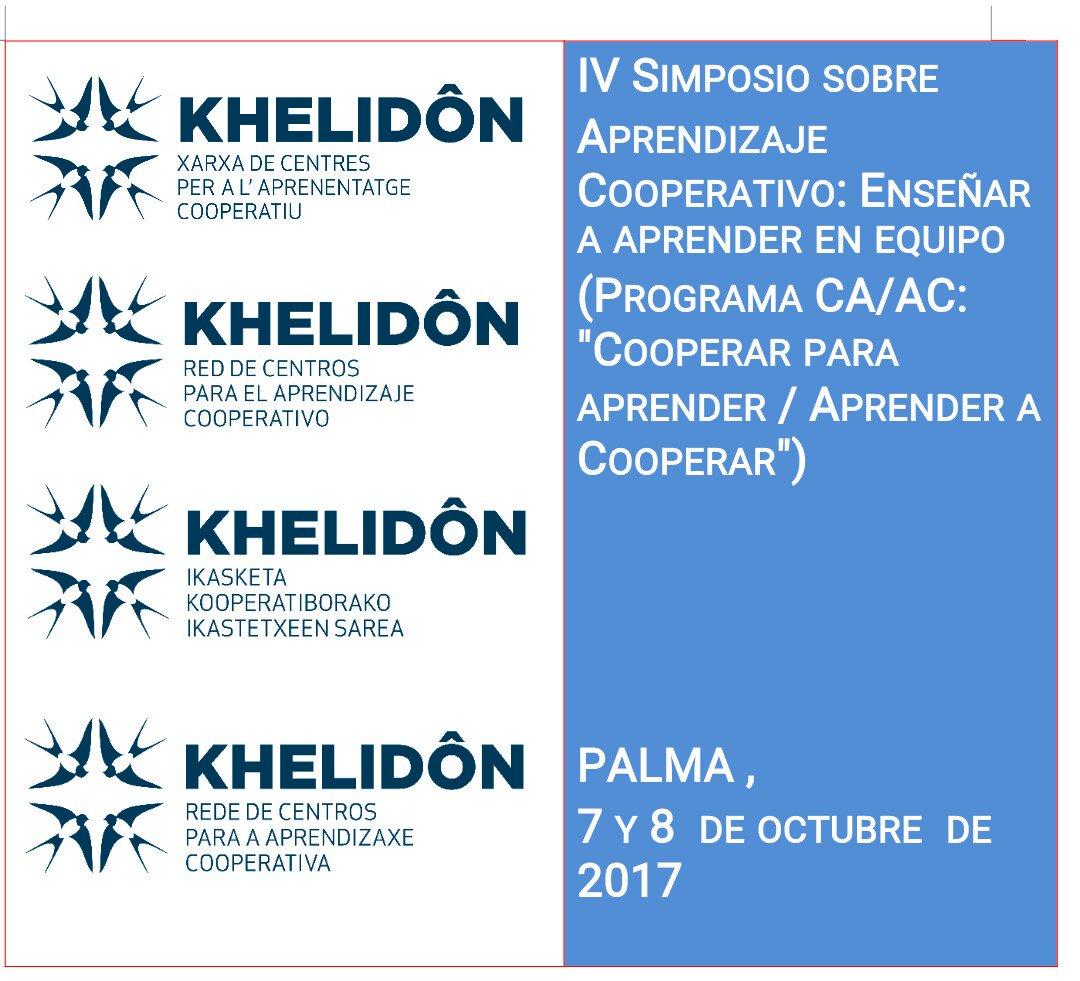 RED KHELIDÔN DE CENTROS PARA EL APRENDIZAJE COOPERATIVO