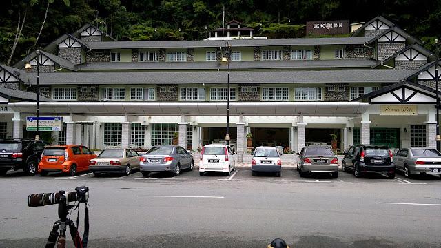 Puncak Inn Hotel, Fraser's Hill