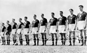 Team Hongaria 1954