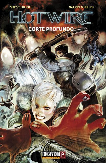 """Crítica de """"Hotwire  Corte Profundo"""" por Miguel Ángel Muñiz Menéndez ... 23937cd1b43"""