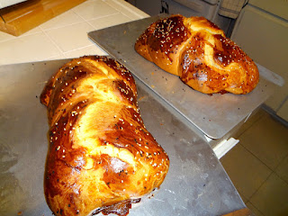 Choreg Sweet Armenian Easter Bread
