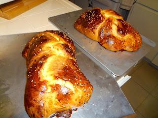 Choreg Sweet Armenian Easter Bread
