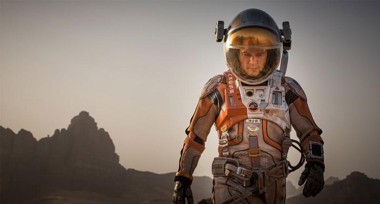 إذا ظننت أن فيلم Interstellar أفضل فيلم خيال علمي على الإطلاق فربما عليك أن تستعد لفيلم The Martian - أراتيمز