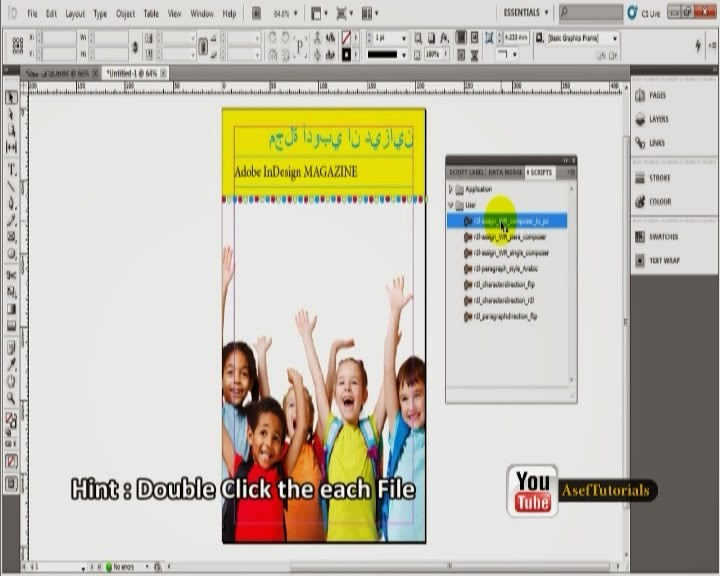 how to download fonts to indesign cs5