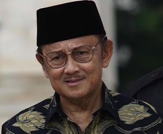 B.J Habibie