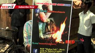 Madras Café – protesting Students were arrested
