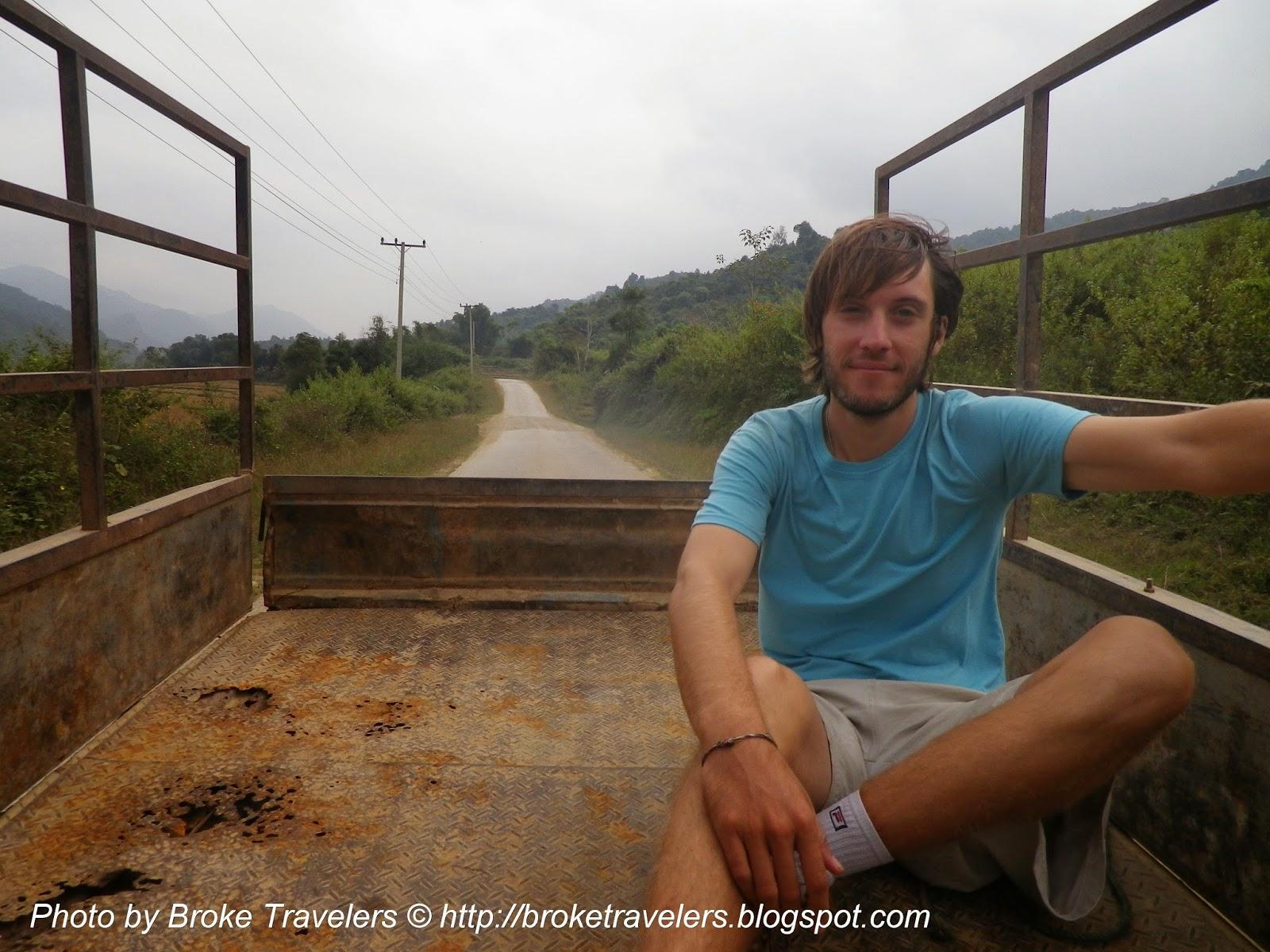 aurelien hitchhiking vietnam