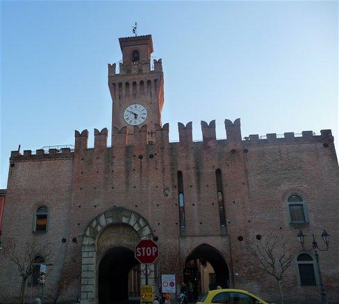 Castel San Pietro Terme - Il Cassero