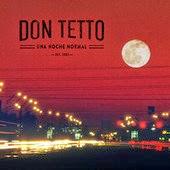 Don Tetto - Una noche normal