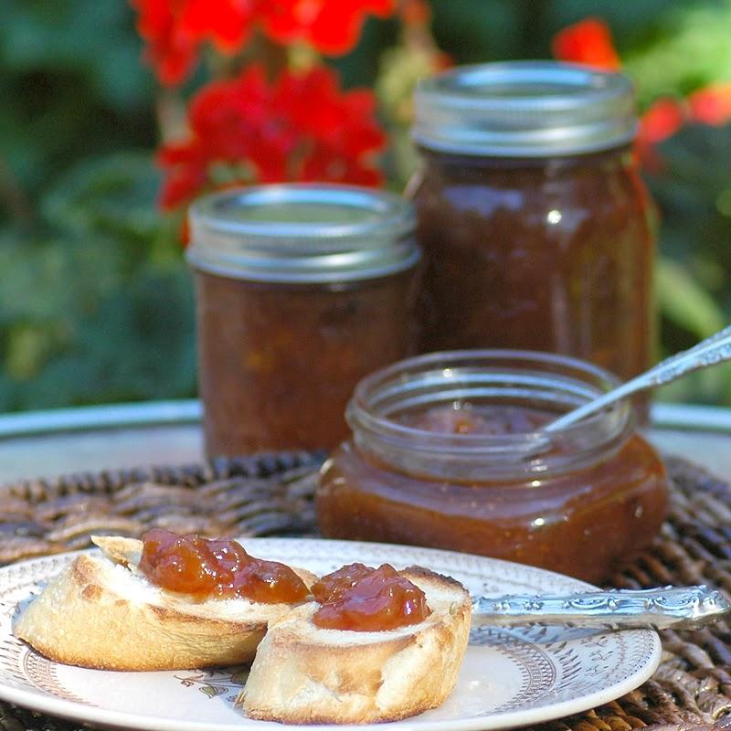 Spicy Fig Orange Microwave Jam Recipes — Dishmaps