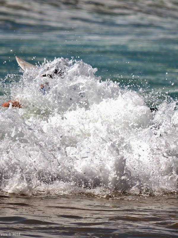 hidden surfer