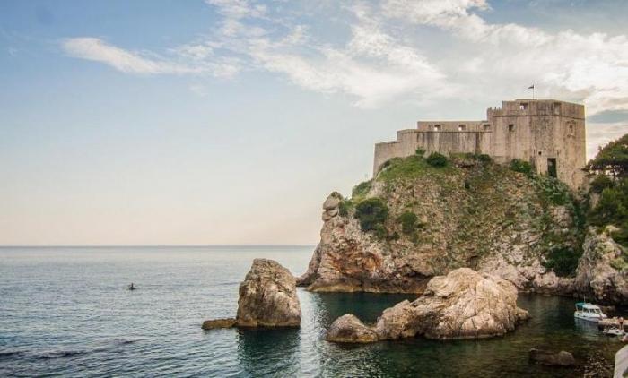 Benteng Lovrijenac, Dubrovnik, Kroasia