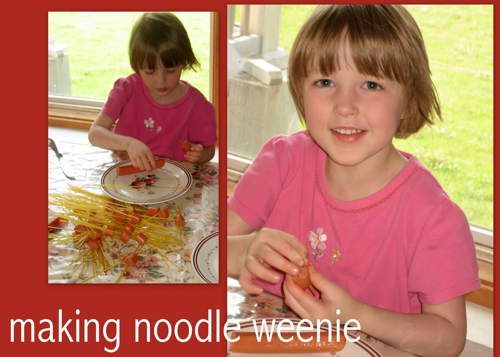 Welcome to the Perley Gate!: Making Noodle Weenie