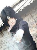 Naurto Sasuke Cosplay