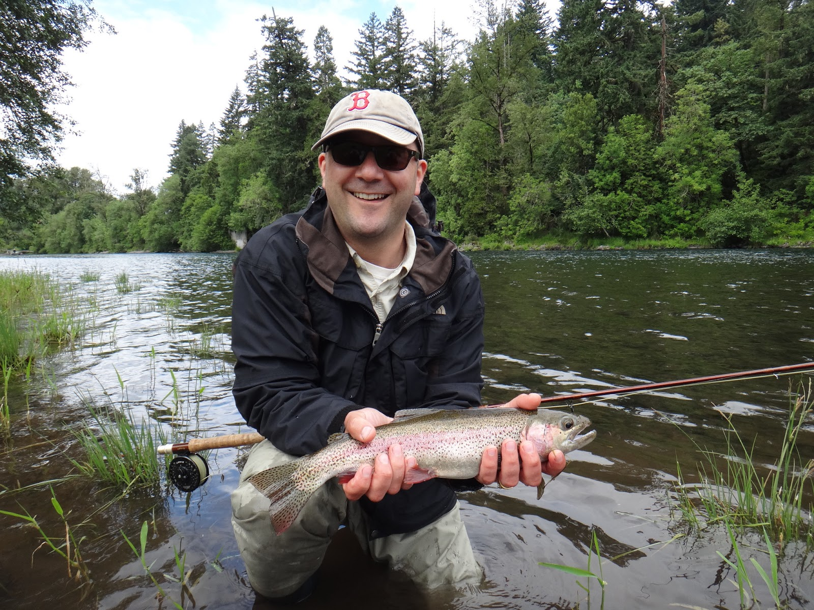 The caddis fly oregon fly fishing blog mckenzie river for Fishing report oregon