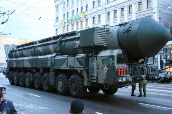 "Rudal Antar Benua ""Topol' milik Rusia"